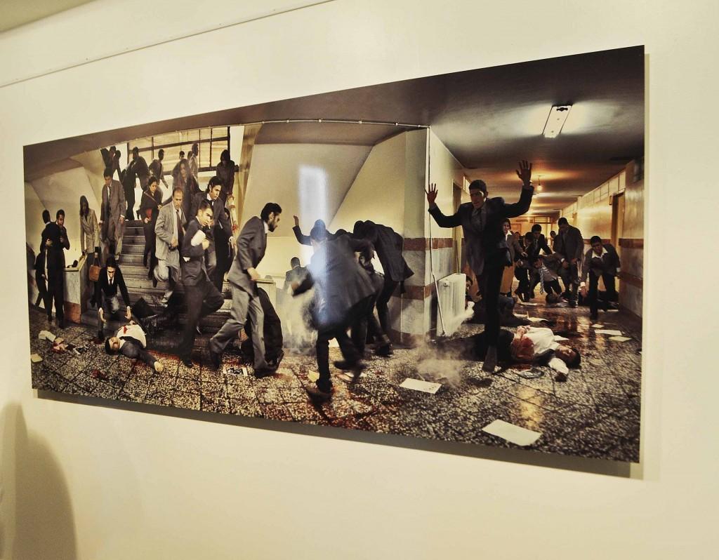 Les superbes photos d'Azadeh Akhlaghi, salle 5