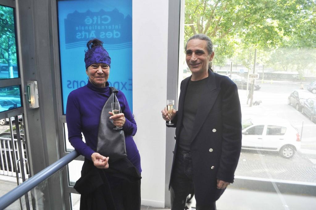 Champagne & art contemporain, salle 1