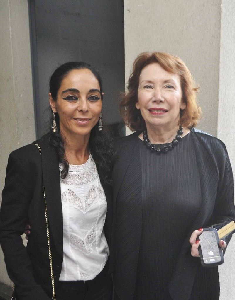 Shirin Neshat, photographe et cinéaste, avec Margery Arent Safir